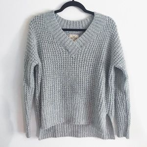 Chunky knit Hollister sweater